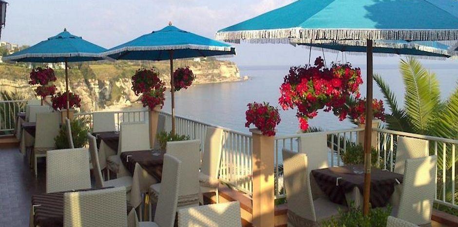 TERRAZZO SUL MARE HOTEL TROPEA - Tropea, Italia